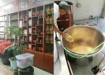 用酿酒蒸馏设备做纯粮酒,门店迅速发展到十几家的秘诀是什么?