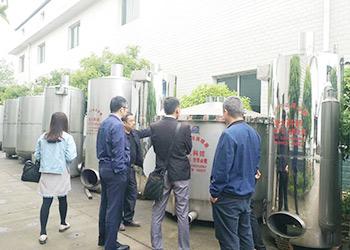 雅大协助农兴食品通过香芋酒立项申请,相关手续也在加速办理中