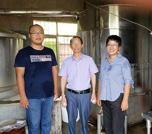 雅大白酒酿酒设备厂家酿酒国匠亲自指导的黄莉萍,如今做得怎么样了