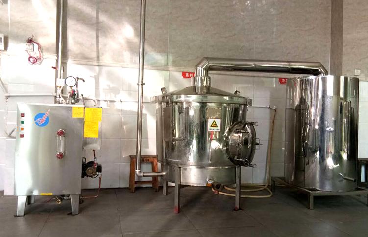 雅大升级版电加热酿酒设备