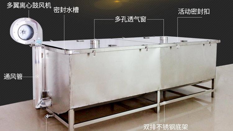 酿酒蒸饭摊凉机