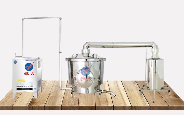 新式燃气酿酒设备